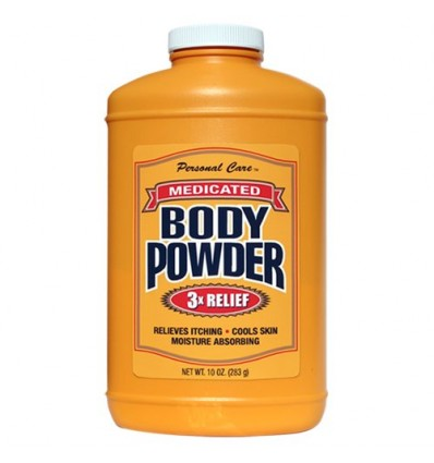 Personal Care Medicated Powder