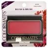 Colormates Mauve Alous Blush & Brush Compacts