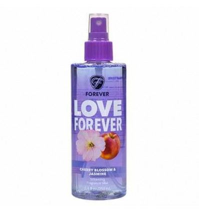 Love Forever Cherry Blossom and Lavender Fragrance Mist, 8.4-oz. Bottles