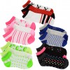 Kids' Ankle Socks, 3-ct. Packs