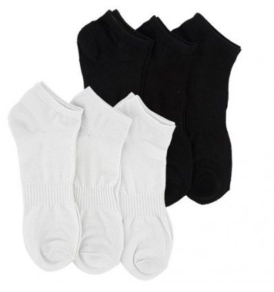 Mens Size 10-13 Low-Cut Athletic Socks, 3-ct. Packs