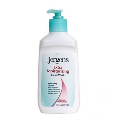 Jergens Extra-Moisturizing Liquid Hand Soap, 7.5-oz. Bottles