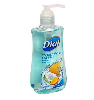 Dial Coconut Water & Mango Hand Soap, 7.5 oz.