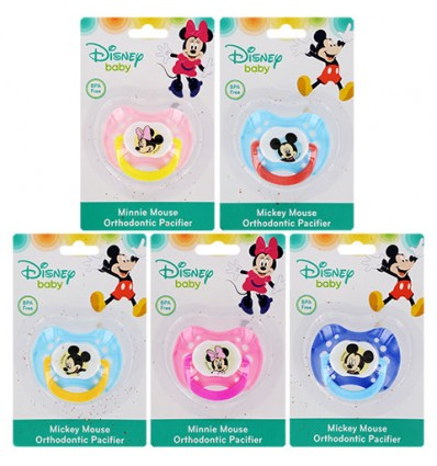 Disney Plastic Pacifiers