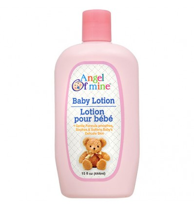 Angel of Mine Baby Lotion, 15-oz. Bottles