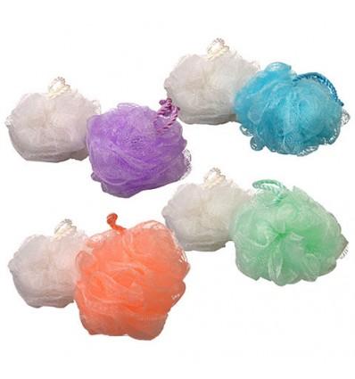 April Bath & Shower Bath Sponges, 2-ct. Packs