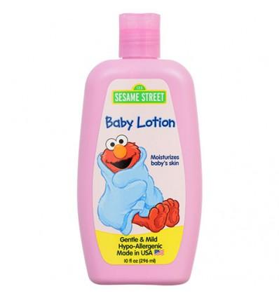 Sesame Street Baby Lotion, 10-oz. Bottles