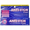 Dr. Sheffields Anti-Itch Cream, 1.25-oz. Tubes