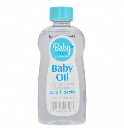 Personal Care Baby Oil, 6.5 oz.