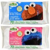 Sesame Street Hushables Scented Baby Wipes, 72-ct. Packs