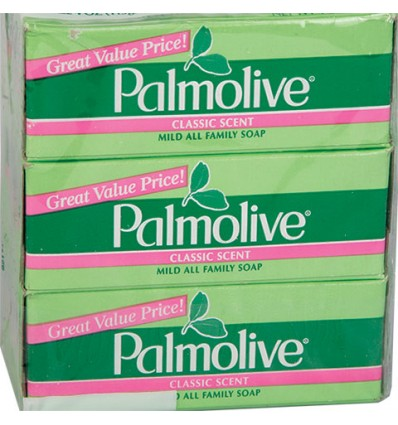 Palmolive Soap Bars, 3-ct. Packs