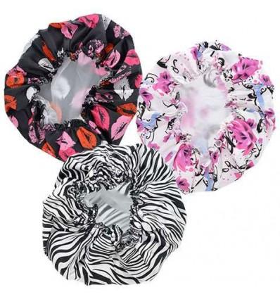 April Bath & Shower Fashion Shower Caps