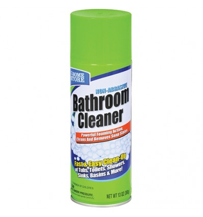 The Home Store Foam Bathroom Cleaner 13 Oz Kilimanjaro Distributors