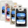 Basic Solutions Snag-Free Rubber Bands, 500-ct. Packs