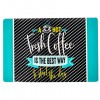 Home Collection Coffee-Themed Vinyl Placemats, 12x18 in.