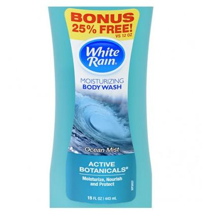 White Rain Ocean Mist Body Wash, 15-oz. Bonus Bottles